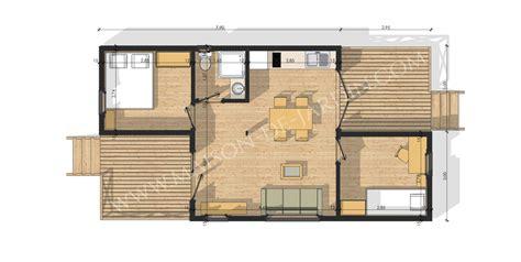 maison de jardin avec ossature bois essonne 47 m 178 46900 ttc livr 233 mont 233 cl 233 en