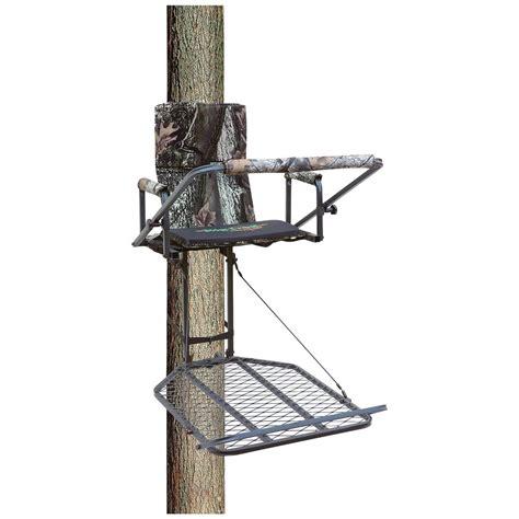 big dog mastiff xl hang on tree stand 221550 hang on