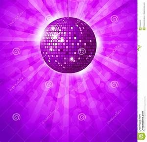 Disco Ball Background Stock Photos - Image: 33695833