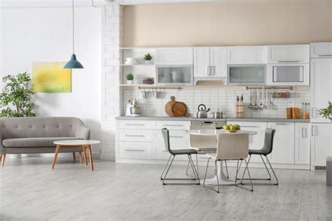 soggiorno con angolo cottura moderno come arredare il soggiorno con angolo cottura in stile