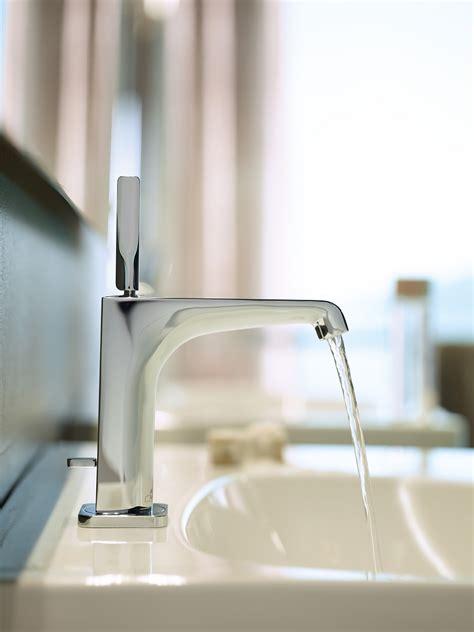Axor Citterio E Bathroom Mixers Hansgrohe Launches Axor Citterio E The Essence Of Luxury Design Buy Build