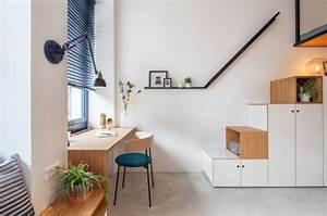 Wohnung Was Braucht Man : so nutzen sie 18 m2 clever aus kleine wohnung einrichten ~ Indierocktalk.com Haus und Dekorationen