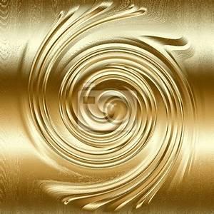 Tableau Metal En Relief : tableau spirale abstraite en relief m tallique h lice en m tal d 39 or pour concevoir posters et ~ Teatrodelosmanantiales.com Idées de Décoration