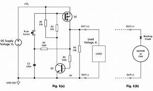 Latch - Latching Circuits - Problem Above Input Voltage