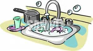 Clean Kitchen Clipart - ClipartXtras