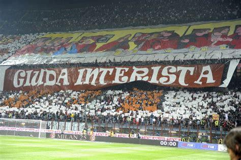 AC Milan v FC Internazionale Milano – Serie A » Who Ate ...