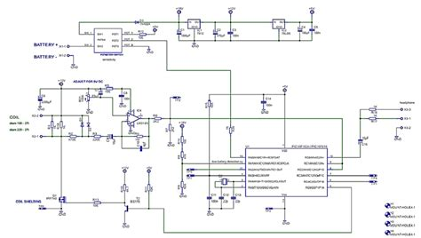 pulse induction metal detection schematic circuit scientific diagram
