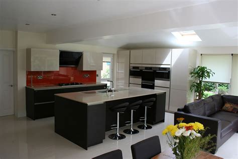 open plan kitchen and dining room designs kitchen dining open plan design ideas 2017 2018 9670