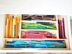 Schubladeneinteilung Selber Machen : ikea kupol drawers as craft storage sewing space pinterest bastelsachen und basteln ~ Yasmunasinghe.com Haus und Dekorationen