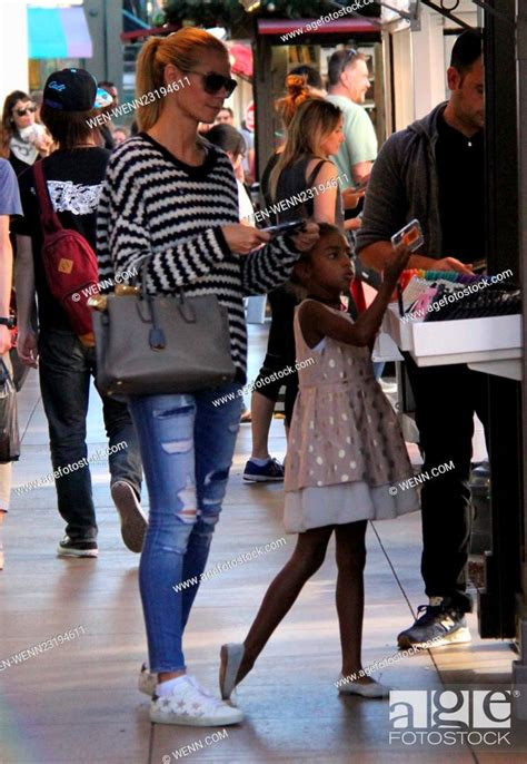 She appeared on the cover of the sports illustrated swi. Sulola Samuel Heidi Klum Kids Ages / Heidi Klum Shops With Her Children At The Grove Featuring ...