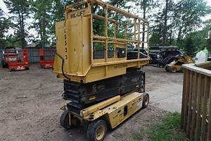 Grove World Wide Model Sm2633be Wil Lift Electric