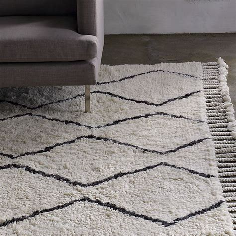 west elm souk rug neutral but not boring west elm area rugs driven by decor