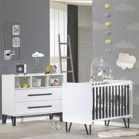 chambre sauthon abricot chambre bébé duo lit commode graphite de sauthon meubles