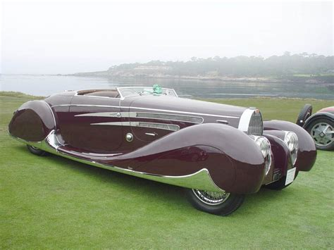 1939 Bugatti Type 57 With Custom Coachwork Made For The