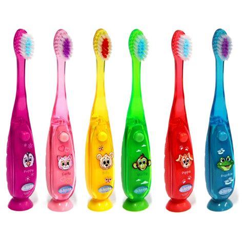 Brosse à dents lumineuse éducative à 3 50
