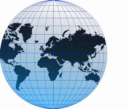 Globe Map Worldwide Transparent Monde Weltkugel Gambar