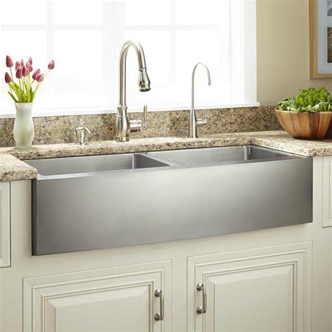 30 Quot Optimum Stainless Steel Farmhouse Sink Kitchen