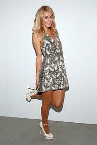Mini Paris : paris hilton mini dress paris hilton fashion lookbook stylebistro ~ Gottalentnigeria.com Avis de Voitures