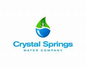 Crystal Springs Water Company logo design contest - logos ...