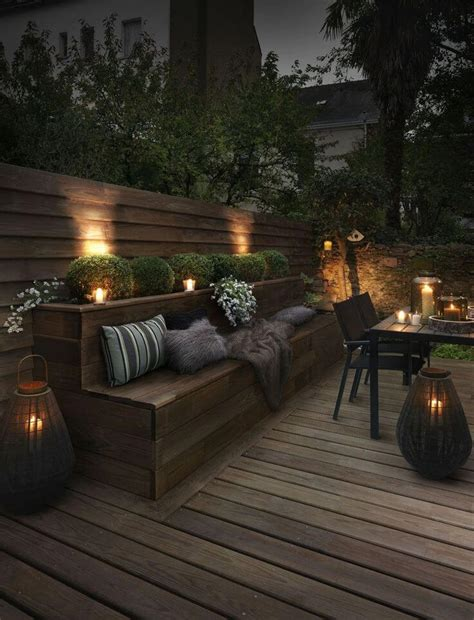 backyard lighting ideas  designs