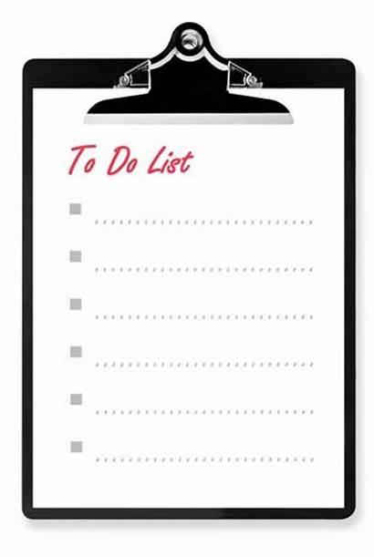 Teacher Clip Supply Clipart Checklist Template Supplies
