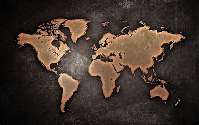 Map Wall Asia Wallpapers Abstract Tech Decor