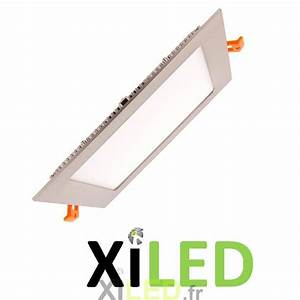 Spot Led Extra Plat 220v : awesome dalle encastrable carr inox downlight spot led ~ Edinachiropracticcenter.com Idées de Décoration