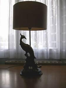 Lampe De Salon Sur Pied : lampe de salon bronze sur pied en bois catawiki ~ Dailycaller-alerts.com Idées de Décoration