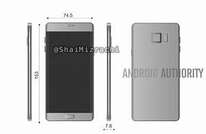 Galaxy Note 6  Note 7   Renders Show Off Dual Edges