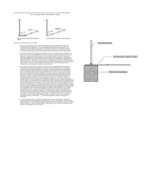 Fabricacion Fondo de Tanque API 650 | Tanques | Soldadura