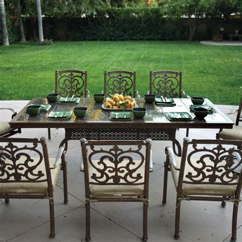 Darlee Santa Barbara 9 Piece Cast Aluminum Patio Dining. Patio Furniture Stores In King Of Prussia Pa. Patio Furniture Stores Anaheim Ca. Decorating Around A Patio. Ideas For Patio Ground