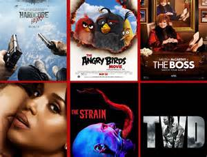 2016 Movie On DVD New Releases