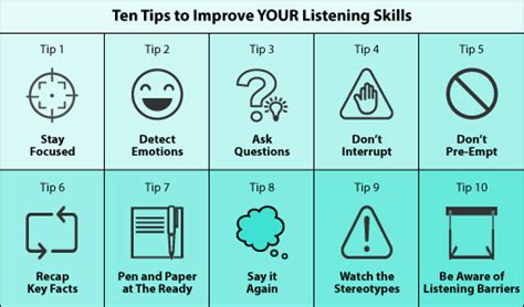 top tips  improve listening skills   telephone