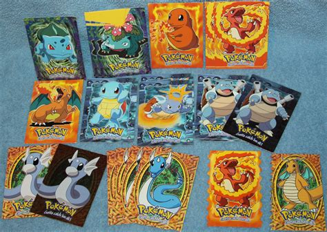 Rookie cards, autographs and more. 1998 Pokemon Cards - 4Sale - NeedNewHome - P2d by Lovely ...