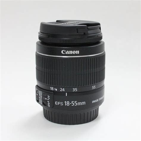 used canon ef s 18 55mm f 3 5 5 6 is ii lens st cloud photo