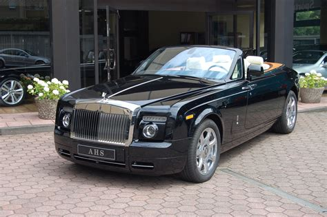 2011 Rolls-royce Phantom Drophead Coupe In Germany For