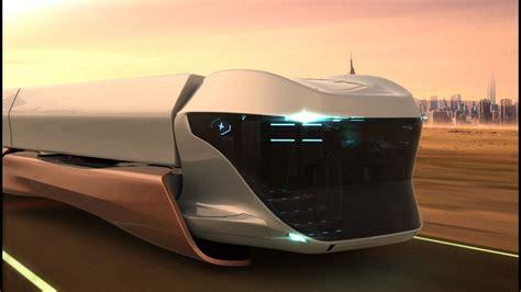 Future Truck Concepts by Scania Maglev Future Truck Concept авто будущего