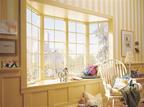 Drapes For Bay Window - you ll these easy curtain and blind solutions for bay