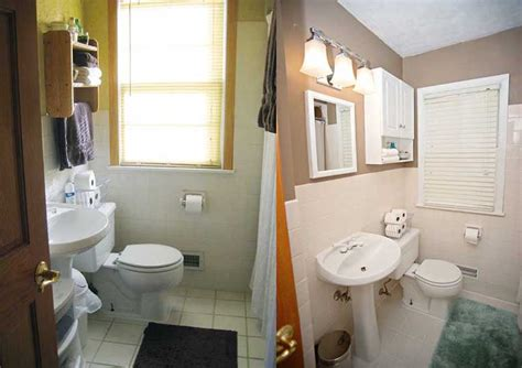mobile home bathroom painting ideas before after move out magic