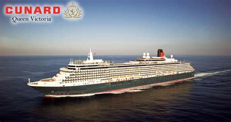 Cunard Queen Victoria Cruise Ship