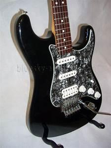 Black And Pearl Richie Sambora Signature Fender