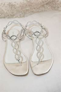 flat wedding sandals choice image wedding dress With wedding dress flats