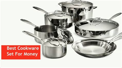 cookware tri ply tramontina clad value