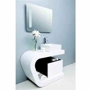 Des meubles design salle de bain qui ont du caractere for Salle de bain design avec décoration de noel professionnel