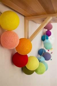 Cotton Ball Lights : gu tworzy cotton ball lights lichtb lle cotton ball string lights pinterest cotton ball ~ Eleganceandgraceweddings.com Haus und Dekorationen