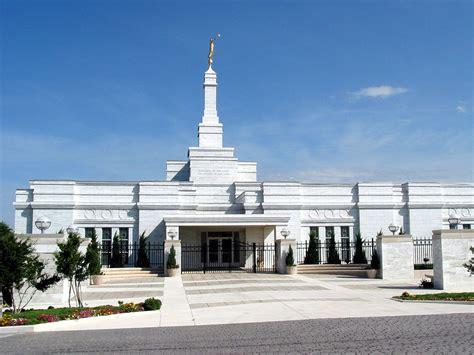 Oklahoma City Oklahoma LDS (Mormon) Temple District
