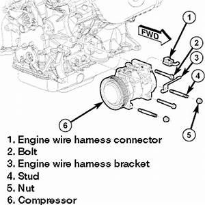 A C Compressor Wiring Diagram 2006 Pacifica