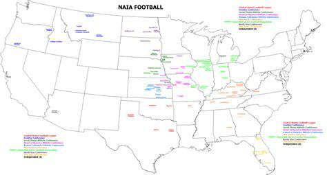 list  naia football programs wikipedia