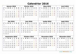 Calendrier Des événements 2016 : calendrier 2016 imprimer ~ Medecine-chirurgie-esthetiques.com Avis de Voitures