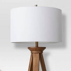 Oak wood tripod floor lamp threshold target for Oak wood tripod floor lamp target